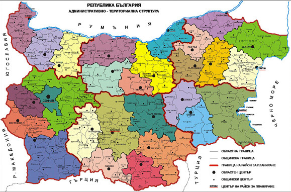 karta-bolgarii-administrativnoe-delenie